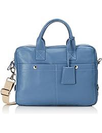bugatti Bags Maletín, azul claro (Azul) - 49580321