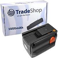 Trade-Shop Li-Ion AKKU 18V 3000mAh für Gardena Heckenschere Easycut 50-Li 8873