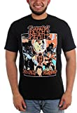 Napalm Death - Mens Mentally Murdered T-Shirt