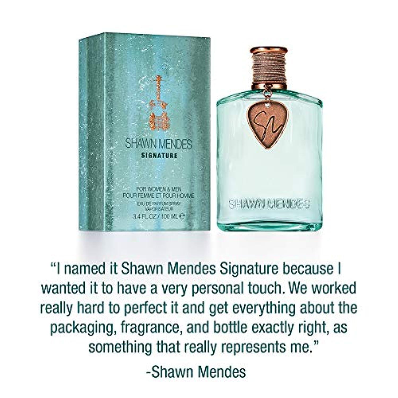 3a44f486b344c Shawn Mendes Signature Eau de Parfum pour Homme/Femme Vaporisateur ...