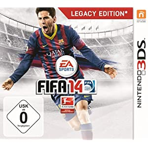 FIFA 14 – [Nintendo 3DS]