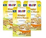 bambini Hipp 7 cereali muesli, 3 (3 x 200g)