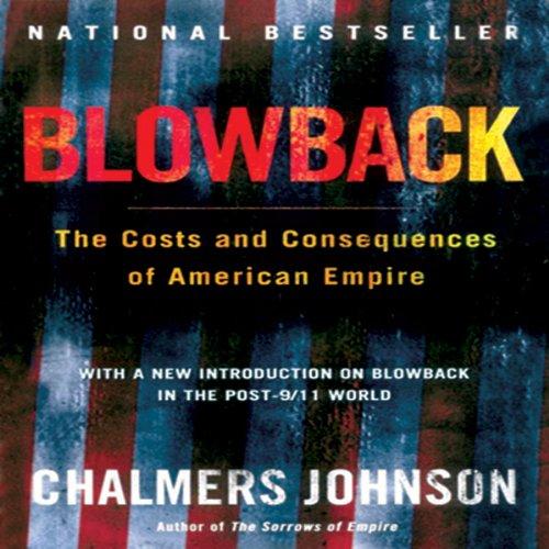 Blowback (Second Edition)  Audiolibri