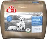 8in1 Trainingsunterlagen für Welpen und ältere Hunde (Erziehungshilfe hilft dem Welpen den Platz für sein Geschäft zu lernen), 1 Paket (14 Stück)