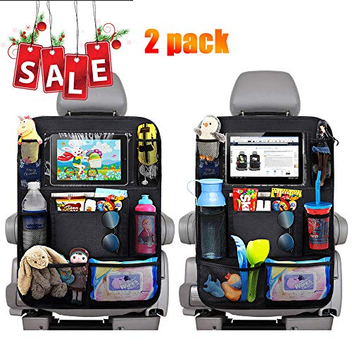 EFULL Car Backseat Organizer wit...