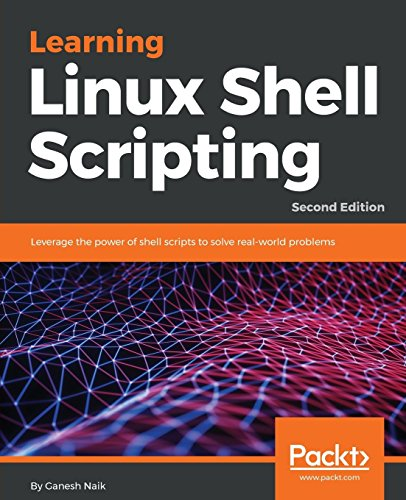 Learning Linux Shell Scripting - Second Edition por Ganesh Naik