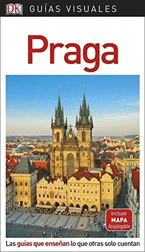 Guía Visual Praga: Las guías que enseñan lo que otras solo cuentan (GUIAS VISUALES) por Varios autores