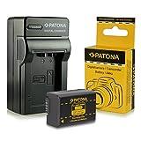 Cargador + Batería Panasonic DMW-BMB9 E   Leica BP-DC9 E para Panasonic Lumix DMC-FZ40   DMC-FZ45   DMC-FZ47   DMC-FZ48   DMC-FZ60   DMC-FZ62   DMC-FZ70   DMC-FZ72   DMC-FZ100   DMC-FZ150 - Leica V-LUX 2   V-LUX 3
