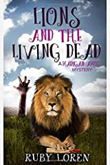 Lions and the Living Dead: Mystery (Madigan Amos Zoo Mysteries) Paperback