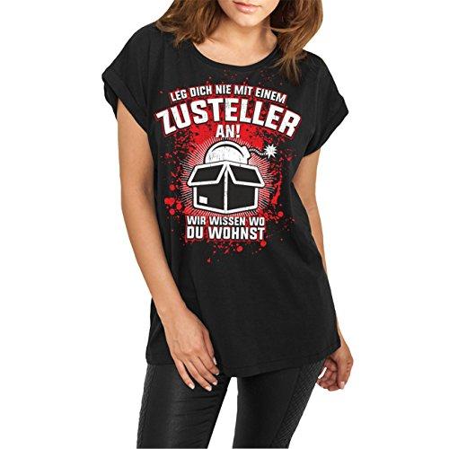 frauen-und-damen-lssiges-shirt-zusteller-paket-post