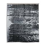 Bad Vorhang für die Dusche 152,4x 182,9cm, Schnee Nature Forest Landschaft, Polyester-Schimmelfest-Badezimmer Vorhang