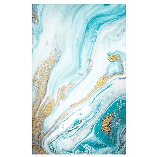 Modern Sternenklarer Himmel Muster Design Multi Farben Teppich in verschiedenen Größen Teppich,E,45 * 115cm -
