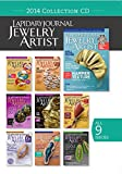 Lapidary Journal Jewelry Artist 2014 Collection CD