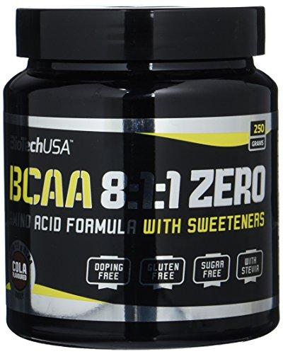 BIOTECH BT BCAA 8:1:1 ZERO cola, 250 g