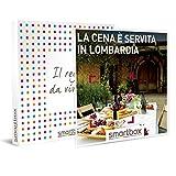 SMARTBOX - Cofanetto regalo coppia - idee regalo originale - Cena per due in Lombardia