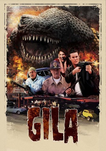 Gila! by Madeline Voges, Terrence Knox, Jesse Janzen, Christina DeRosa, Kelli Maroney, Gerald Pauwels Brian Gross (Madeline Dvd)