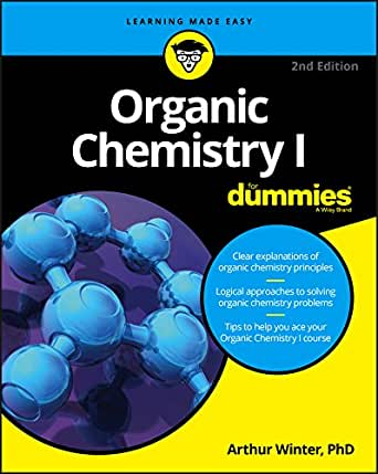 Organic Chemistry I For Dummies (For Dummies (Lifestyle)) (English Edition)