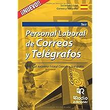 Personal Laboral de Correos y Telégrafos. Test (OPOSICIONES)