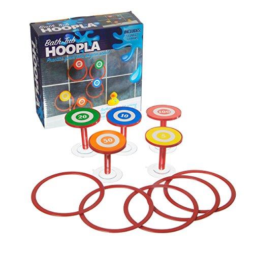 Unbekannt Funtime Gifts fu7150Bath Time Hoopla Spiel -
