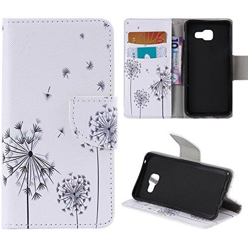 Supporter Portemonnaie Flip PU Cuir Housse Coque Étui Etui pour Samsung Galaxy S7 Avec Crédit Carte Tenant Fente et Main Dragonne Dooki S7 Coque Galaxy S7 Coque A-2
