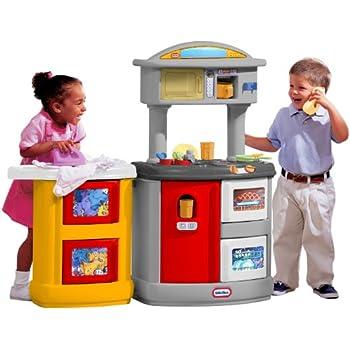 Little Tikes DoubleUp Kitchen & Laundry Centre