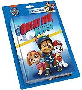 PAW PATROL - Diario con Luces led (Kids PW16254)