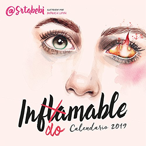 Calendario Indomable 2019 (Influencers) por @SrtaBebi
