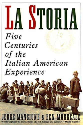 la-storia-five-centuries-of-the-italian-american-experience