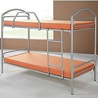 HOGAR24 Somier litera metálica 500, medidas 90x190 - Muebles de Dormitorio precios