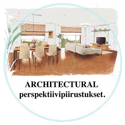 ARCHITECTURAL perspektiivipiirustukset. (Finnish Edition)