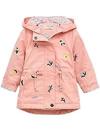 Paw PATROL Ragazza cappotto con cappuccio rosa 2-8 anni