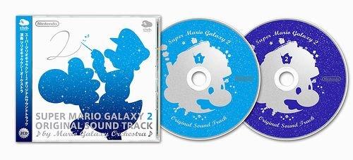 SUPER MARIO GALAXY 2 Original Sound Track (Super Mario Galaxy 2 Original Soundtrack) [Performance: Mario Galaxy Orchestra] (Japon import / Le paquet et le manuel sont en japonais)