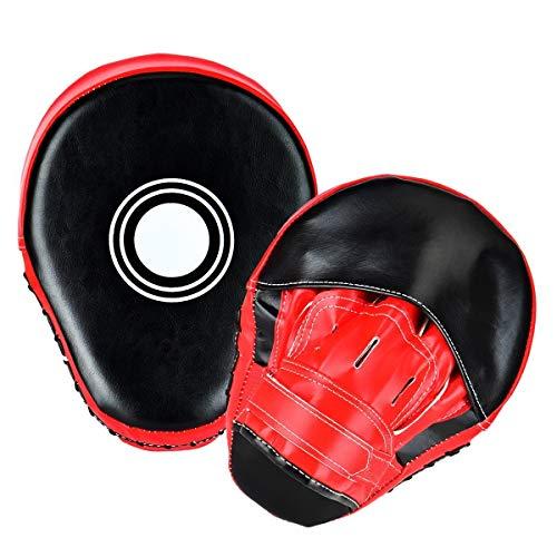Hand Pratzen Trainer Pratzen Sport Boxen Pads Kickboxen Handschuhe Taekwondo Boxhandschuhe