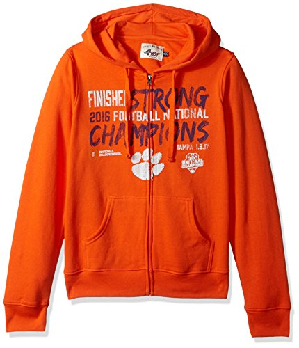 GIII für Ihre Damen g34her GFP Champions Wildcat Full Zip Hoody, damen, G34her Wildcat Full Zip Hoody, Orange