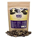 Keynote Morel Mushrooms (50 g) Dried Dark Morels without Tails