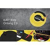 Kabeleinziehsystem Kati® Blitz Ortung 2.0 Länge 30m neue Generation inkl. Kabelgleitmittel 1Tube mit 200ml
