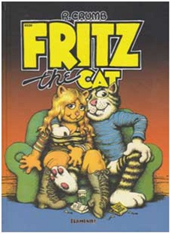 KEDİ FRITZ THE CAT