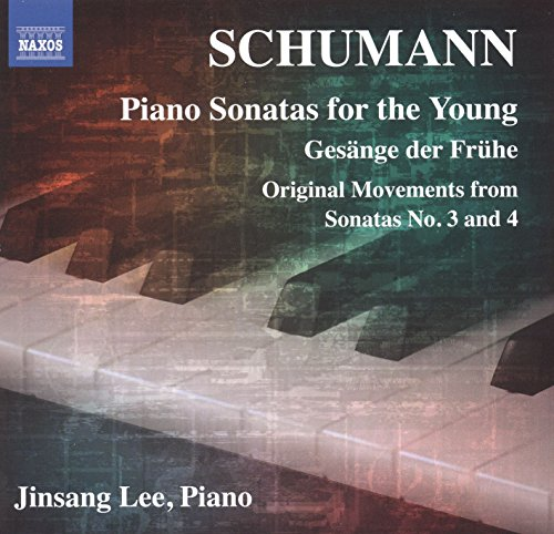 3 Sonates pour la jeunesse, op. 118 - Gesänge der Frühe, op. 133