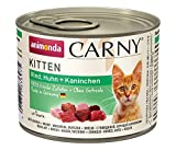 Animonda Carny Kitten Mix1 – Katzenfutter, 12x200g - 2