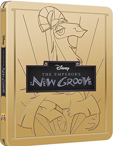 Emperors New Groove [Blu-ray]