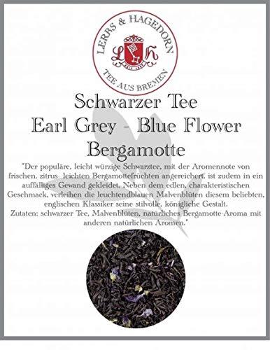 Schwarzer Tee Earl Grey - Blue Flower 1 kg - Bergamotte