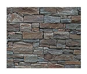 W 001 wand verblender quarzit rustic 1 muster - Wandfliesen stein ...