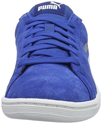 Puma Smash SD, Unisex-Erwachsene Sneaker Blau (True Blue-White 09)
