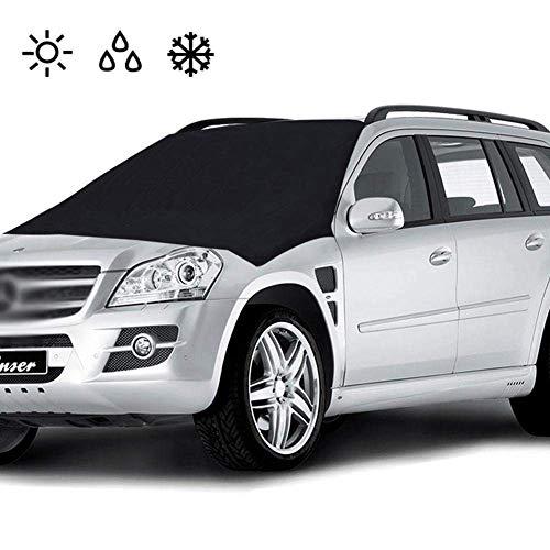 Outtybrave Strapazierfähige Sonnenfeste Schnee EIS Frost Magnet Abdeckung Auto Abdeckung Fensterschutz Windschutzscheibe Abdeckung für Auto regenfest