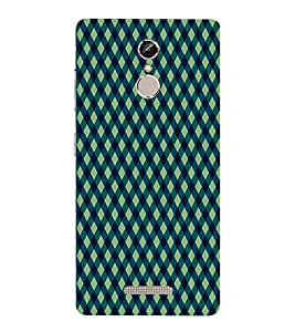 HiFi Designer Phone Back Case Cover Gionee S6s :: Gionee S6s Selfie Flash :: GioneeS6s ( Colorful Pattern Design )