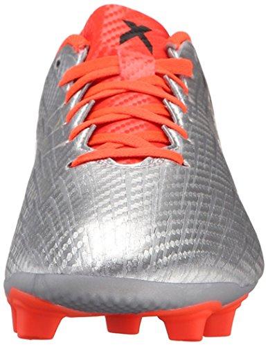 Adidas Performance x 16.4 fxg Scarpe da calcio Silver Metallic/Black/Infrared