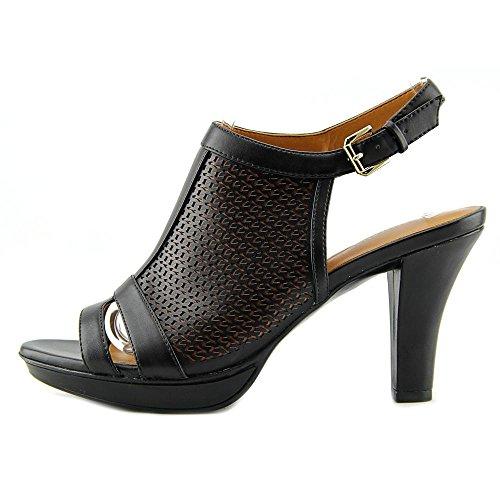 Naturalizer Dania Femmes Synthétique Sandale Black