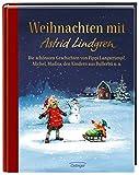 Weihnachten mit Astrid Lindgren: Die schönsten Geschichten von Pippi Langstrumpf