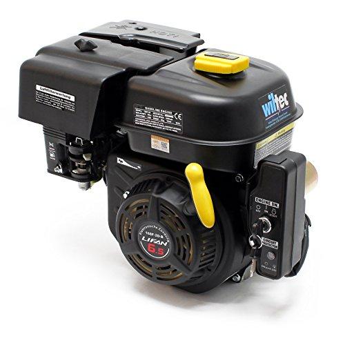Preisvergleich Produktbild LIFAN 168 Benzinmotor 4.8kW (6.5PS) 4-Takt 20mm luftgekühlt 1 Zylinder mit E-Start 12V