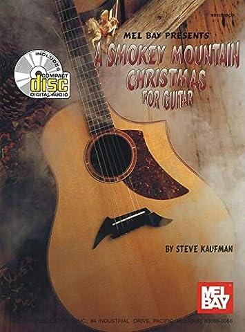 A Smokey Mountain Christmas for Guitar [With CD]